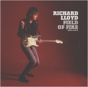 Field Of Fire Deluxe CD Front